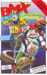 BMX Simulator per Commodore 64