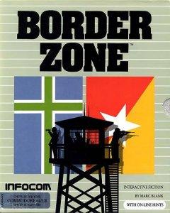 Border Zone per Commodore 64