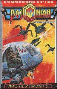 Bosconian '87 per Commodore 64