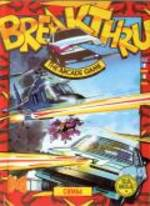 BreakThru per Commodore 64