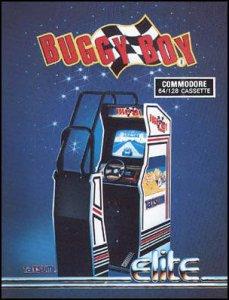 Buggy Boy per Commodore 64