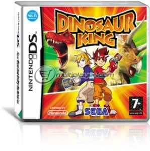 Dinosaur King per Nintendo DS