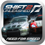 Need For Speed Shift 2: Unleashed per iPhone