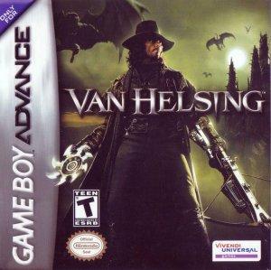 Van Helsing per Game Boy Advance