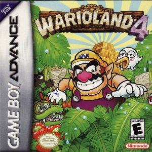 Wario Land 4 per Game Boy Advance