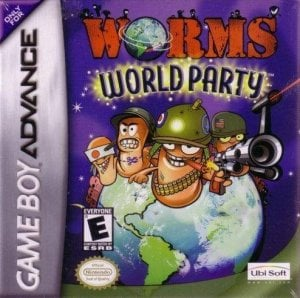 Worms World Party per Game Boy Advance