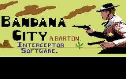 Bandana City per Commodore 64
