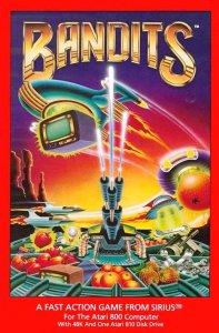 Bandits per Commodore 64