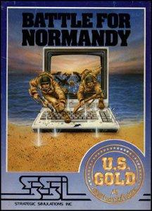 Battle for Normandy per Commodore 64