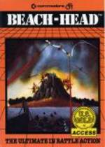 Beach Head per Commodore 64