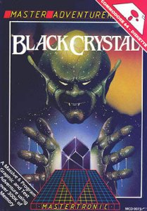 Black Crystal per Commodore 64