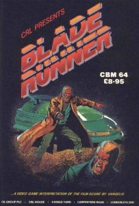 Blade Runner per Commodore 64
