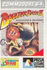 Boulder Dash II: Rockford's Revenge per Commodore 64