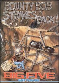 Bounty Bob Strikes Back! per Commodore 64
