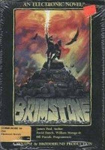 Brimstone: The Dream of Gawain per Commodore 64