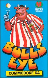 Bullseye per Commodore 64
