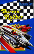 Burnin Rubber per Commodore 64