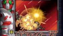 All Kamen Rider: Rider Generation - Spot TV