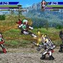 All Kamen Rider: Rider Generation - Trucchi