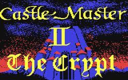 Castle Master II: The Crypt per Commodore 64
