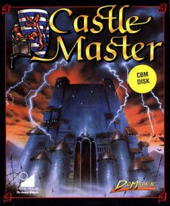 Castle Master per Commodore 64