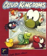 Cloud Kingdoms per Commodore 64