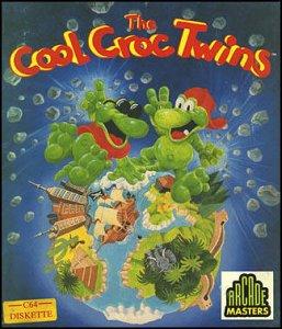 Cool Croc Twins per Commodore 64