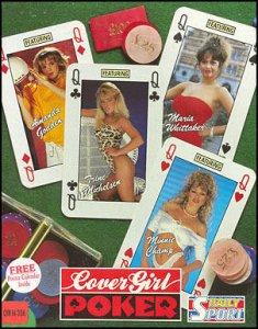 Cover Girl Strip Poker per Commodore 64