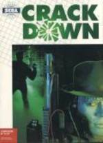 Crack Down per Commodore 64