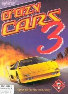 Crazy Cars III per Commodore 64