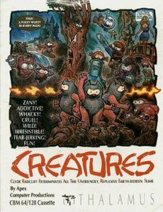 Creatures per Commodore 64
