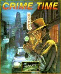 Crime Time per Commodore 64