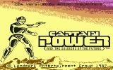 Captain Power and the Soldiers of the Future per Commodore 64