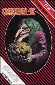 Cauldron II: The Pumpkin Strikes Back per Commodore 64