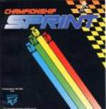 Championship Sprint per Commodore 64