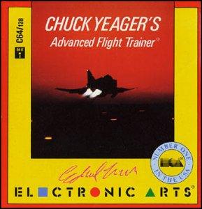 Chuck Yeager's Advanced Flight Trainer per Commodore 64