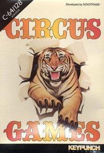 Circus Games per Commodore 64