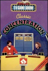 Classic Concentration per Commodore 64