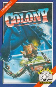 Colony per Commodore 64