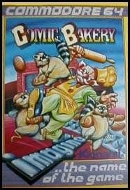 Comic Bakery per Commodore 64