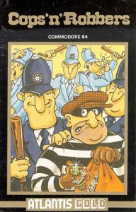Cops and Robbers per Commodore 64