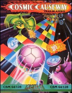 Cosmic Causeway: Trailblazer II per Commodore 64