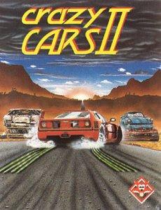 Crazy Cars II per Commodore 64