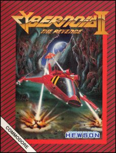 Cybernoid 2: The Revenge per Commodore 64