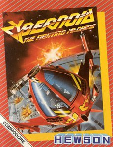 Cybernoid: The Fighting Machine per Commodore 64