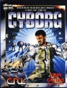 Cyborg per Commodore 64