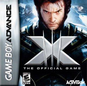 X-Men: Il Gioco Ufficiale (X–Men: The Official Game) per Game Boy Advance