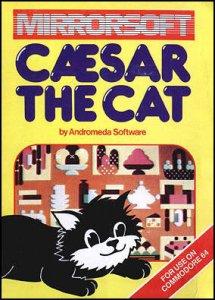 Caesar the Cat per Commodore 64