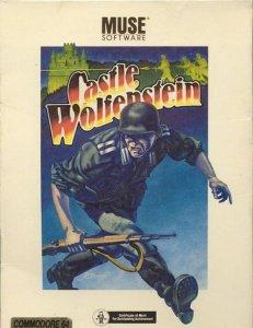 Castle Wolfenstein per Commodore 64