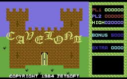 Cavelon II per Commodore 64
